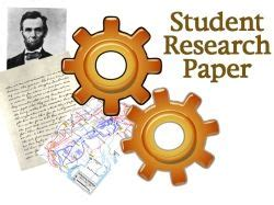 Thesis Examples On Education: Term paper research